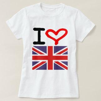 I love UK T-Shirt