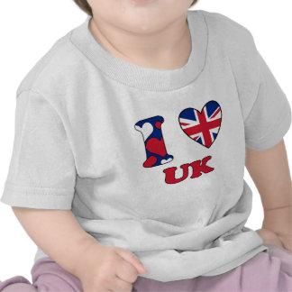 I love UK Tee Shirts
