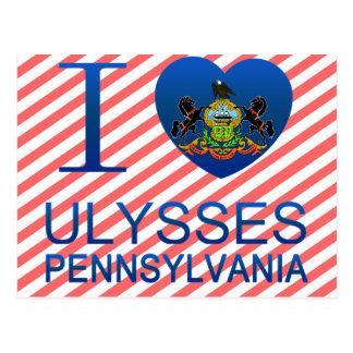 I Love Ulysses, PA Post Cards