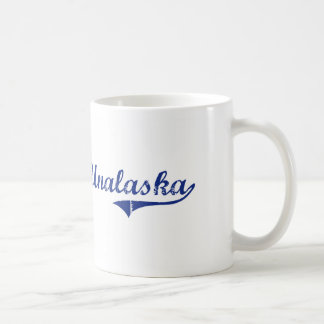 I Love Unalaska Alaska Basic White Mug