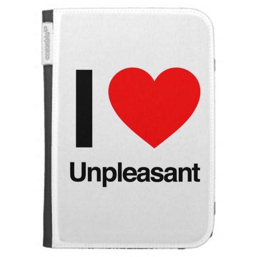 i love unpleasant kindle 3 covers