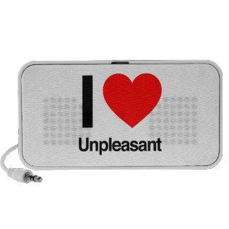 i love unpleasant travel speaker
