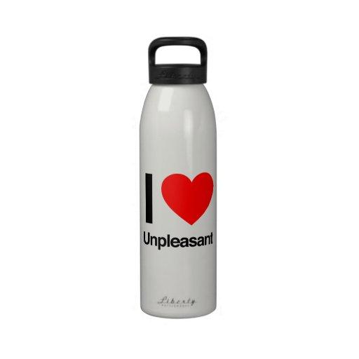 i love unpleasant reusable water bottles