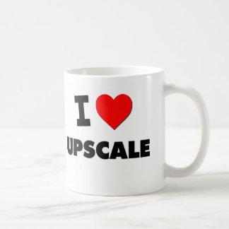 I love Upscale Mugs