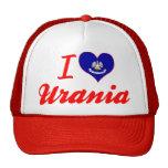 I Love Urania, Louisiana Cap