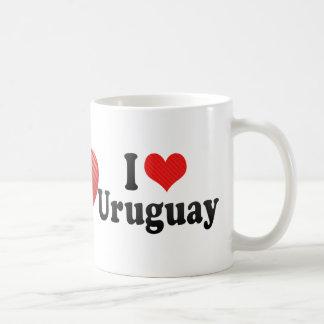 I Love Uruguay Coffee Mug
