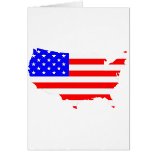 I love USA Country Products! Greeting Card