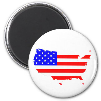 I love USA Country Products! Refrigerator Magnet