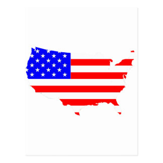 I love USA Country Products! Postcard