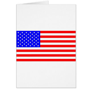 I Love USA Products & Designs! Greeting Card
