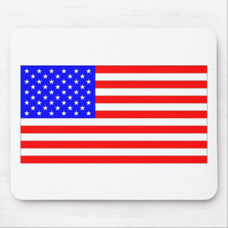 I Love USA Products & Designs! Mouse Mats