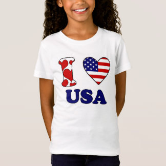 I love USAS T-Shirt