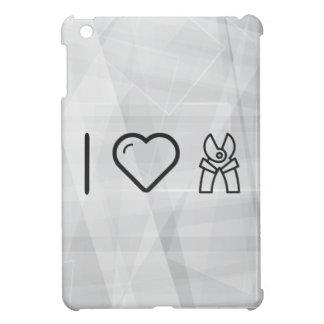 I Love Using Mowers iPad Mini Cases
