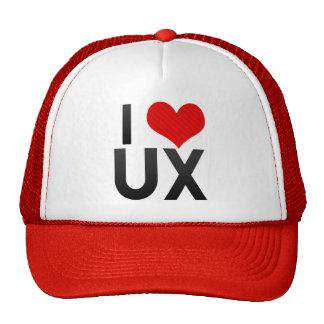 I Love UX Cap