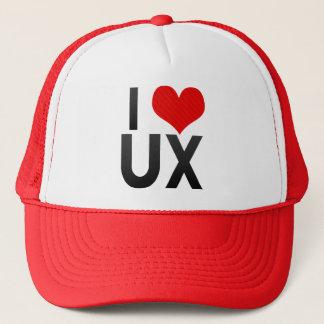 I Love UX Trucker Hat
