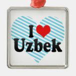 I Love Uzbek Ornaments