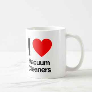 i love vacuum cleaners coffee mug