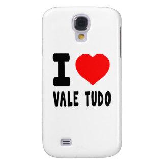 I Love Vale Tudo HTC Vivid Cover