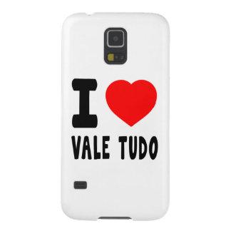 I Love Vale Tudo Galaxy Nexus Cover