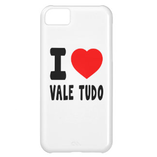 I Love Vale Tudo iPhone 5C Covers