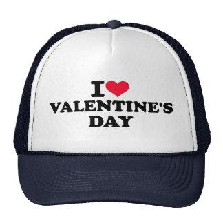 I love valentine's day trucker hats