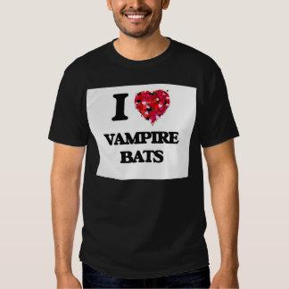 I love Vampire Bats Shirts
