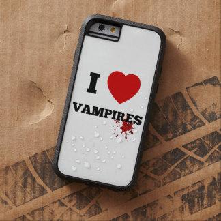 I love Vampires Tough Xtreme iPhone 6 Case