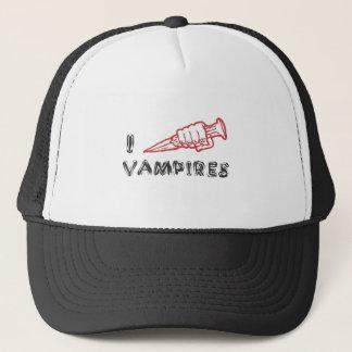 I love Vampires Trucker Hat