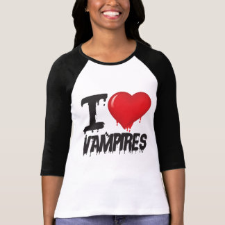 I love vampires shirts