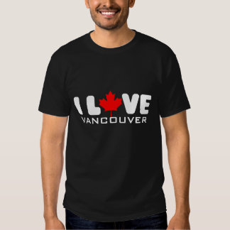 I love Vancouver | T-shirt