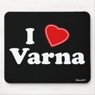 I Love Varna Mouse Pad
