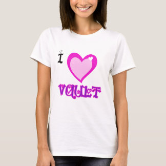 I LOVE Vault T-Shirt