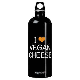 I Love Vegan Cheese Liberty / SIGG Bottle SIGG Traveller 1.0L Water Bottle