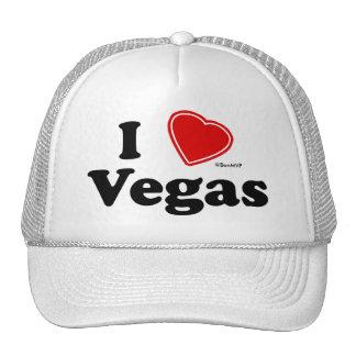 I Love Vegas Cap