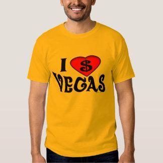 I Love Vegas T-shirts