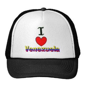 I love Venezuela Hat