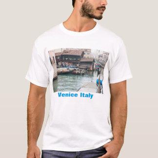 i love venice italy T-Shirt