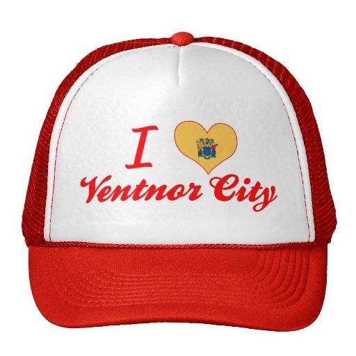 I Love Ventnor City, New Jersey Hat