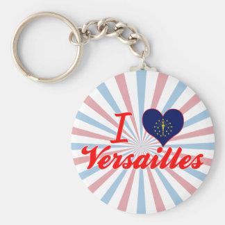 I Love Versailles, Indiana Key Chain
