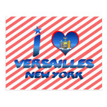I love Versailles, New York Post Cards