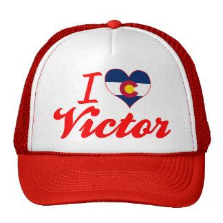 I Love Victor, Colorado Hat
