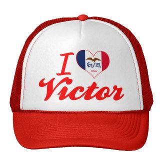 I Love Victor, Iowa Cap