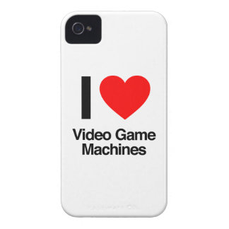 i love video game machines iPhone 4 cases