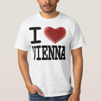 I Love VIENNA Shirts