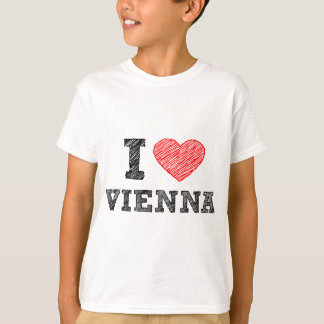 I Love Vienna T-Shirt