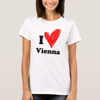 I love Vienna T-Shirt