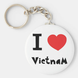 I love Vietnam Key Ring