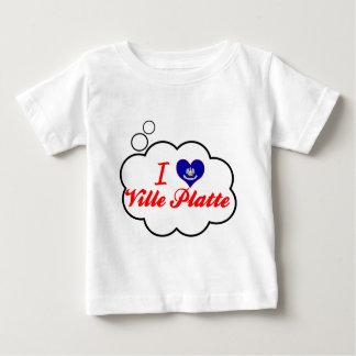 I Love Ville Platte, Louisiana T-shirt