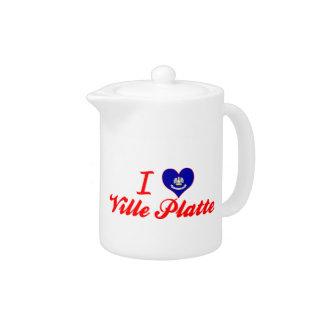 I Love Ville Platte, Louisiana
