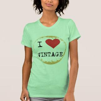 I Love Vintage T-Shirt